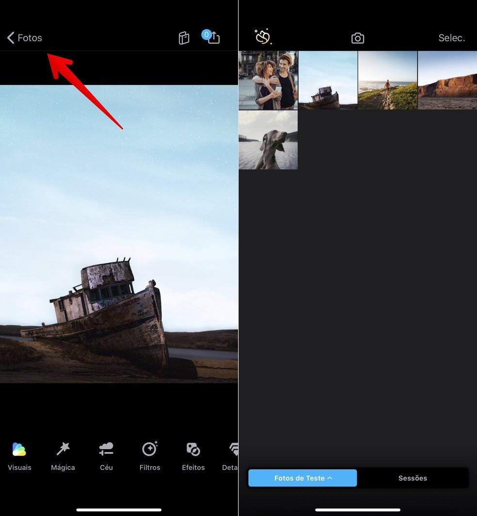 Cara menggunakan Enlight Quickshot untuk mengedit foto ...