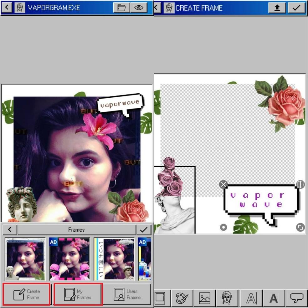 Vaporwave Aesthetic Cara Mengedit Foto Tumblr Di Ponsel Penerbit