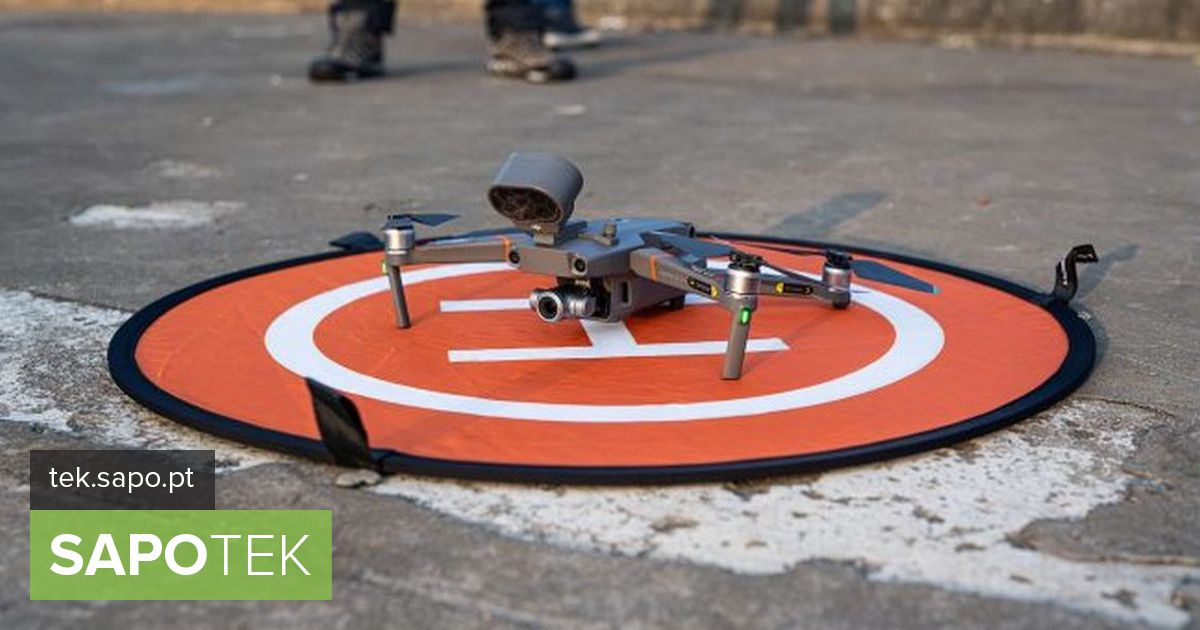 🎖 Bagaimana otoritas Eropa menggunakan drone untuk ...