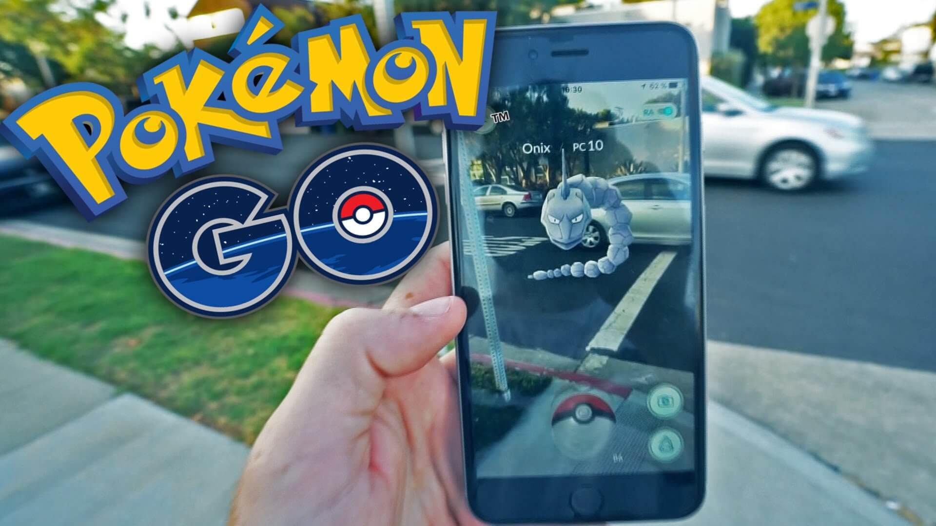 🎖▷ Pokémon Go nhận được tin tức trong phòng tập thể dục và đánh bắt