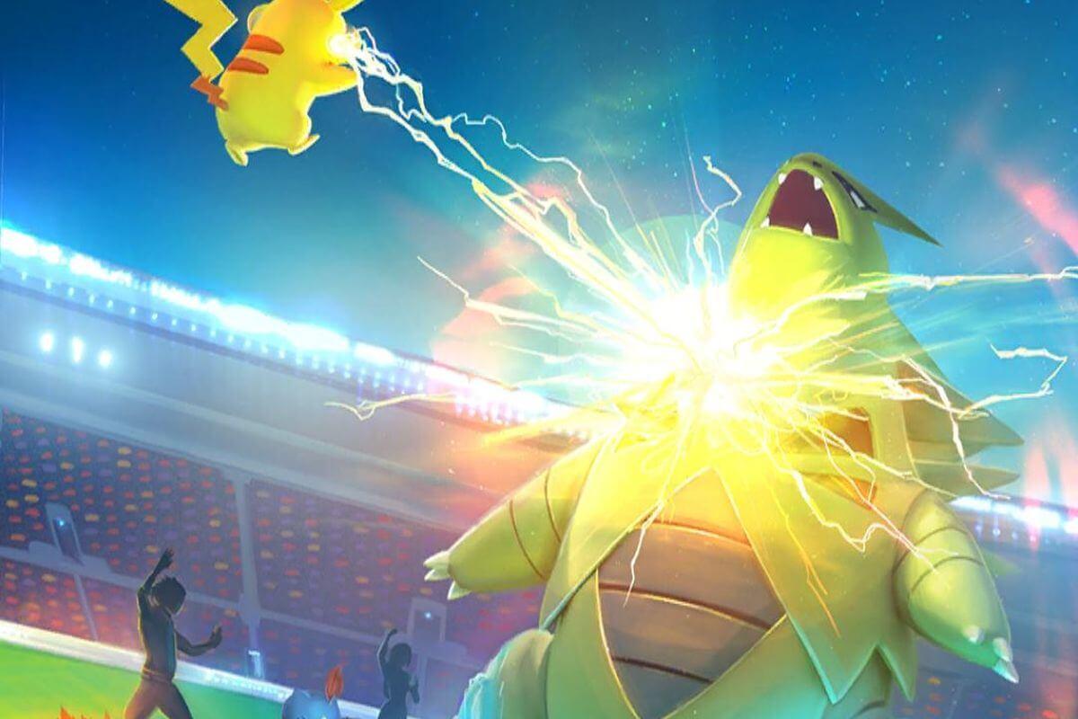 🎖▷ Pokémon GO được cập nhật với tin tức trong phòng tập thể dục