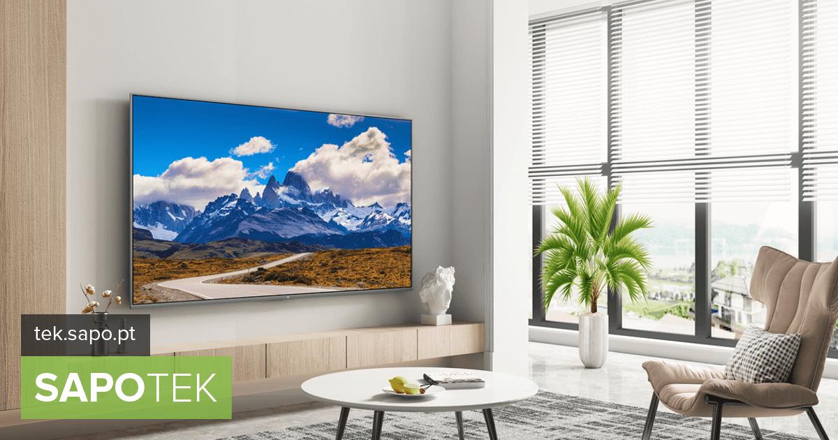 وصل Mi TV 4S 65 بوصة الجديد إلى البرتغال مع إمكانية الوصول إلى متجر Play و Chromecast