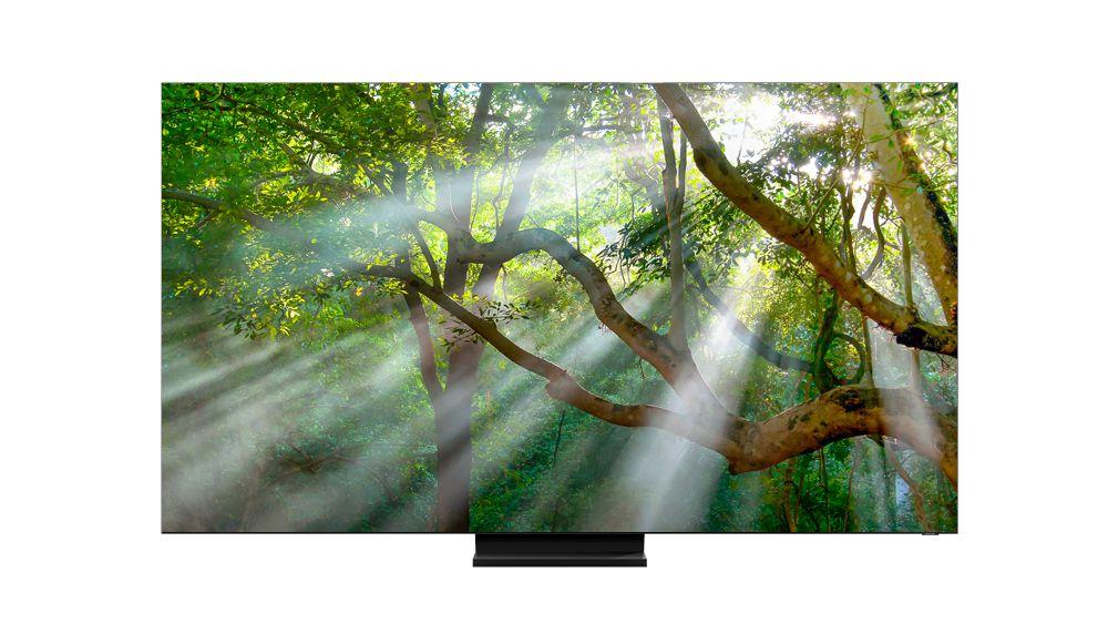Q950 هو رهان جديد من سامسونج في مجال التلفزيونات الذكية.