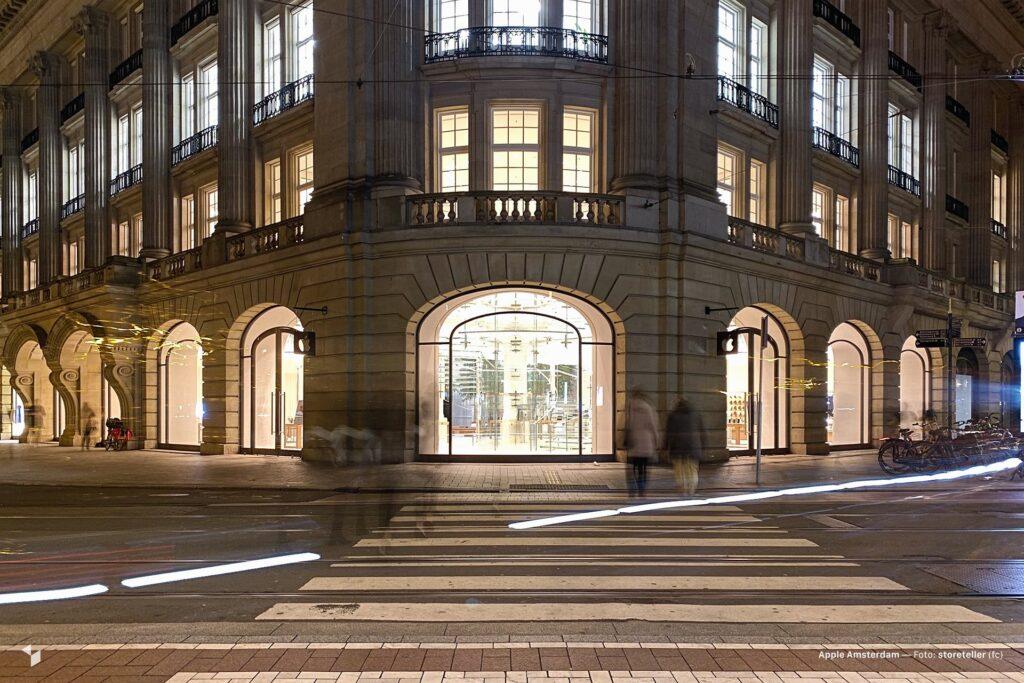 آبل تعيد فتح المتاجر في أمستردام وماين ؛ يتحدث ديردر أوبراين عن الحياة والوظيفة في مقابلة - MacMagazine.com