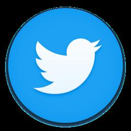 أيقونة تطبيق Twitter