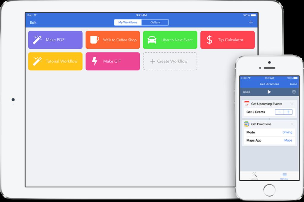 أعلن الفريق المسؤول عن تطبيق أتمتة سير العمل عن شرائه من قبل شركة Apple ؛ يصبح التطبيق مجانيًا [atualizado]