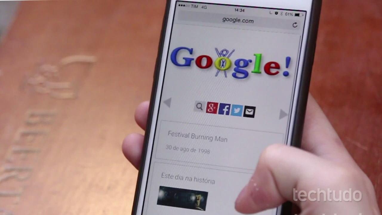 تاريخ Google Doodles