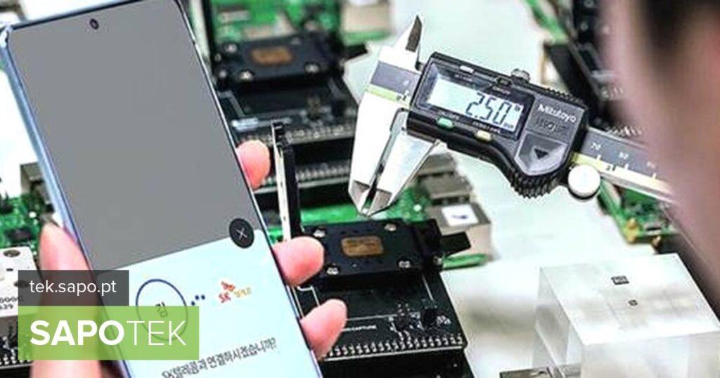 أول هاتف ذكي يعتمد على تقنية الكم من Samsung - Equipment