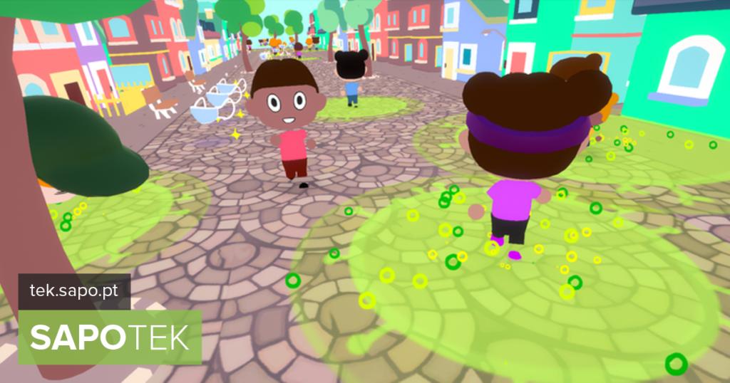 إنها لعبة يتعلمها المرء: هناك لعبة تساعد الصغار على إدراك المسافة الاجتماعية - موقع اليوم
