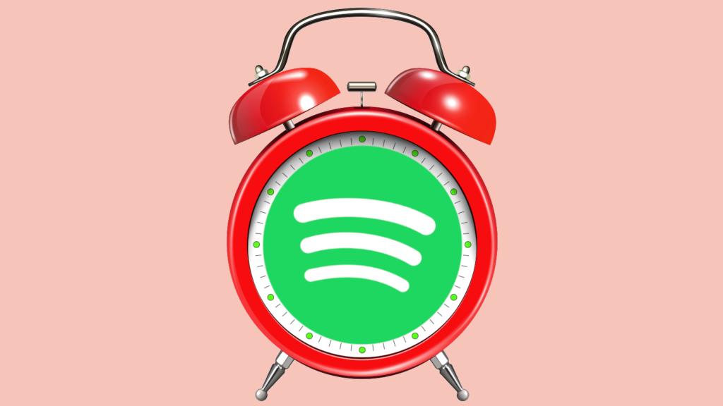 استيقظ على أغنية Spotify باستخدام المنبه على Android
