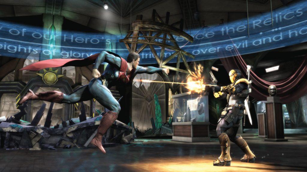 استمتع بالألعاب المجانية: Pathway و Injustice و Assassin's Creed Origins