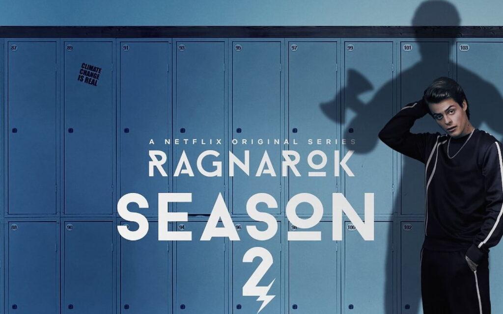 تؤكد Netflix الموسم الثاني من سلسلة Ragnarok في الشمال