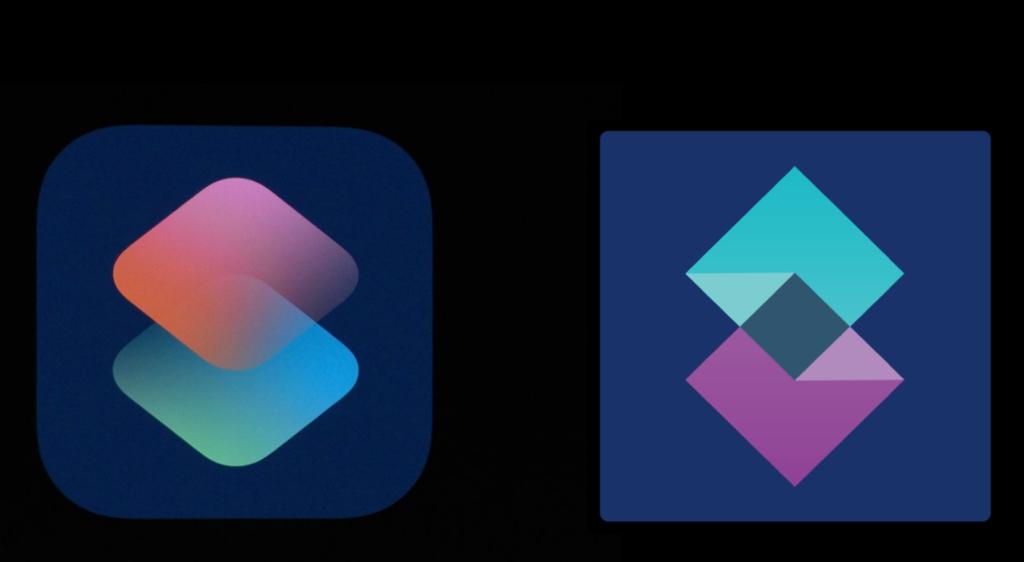 Logo do Atalhos (Shortcuts) vs. Shift