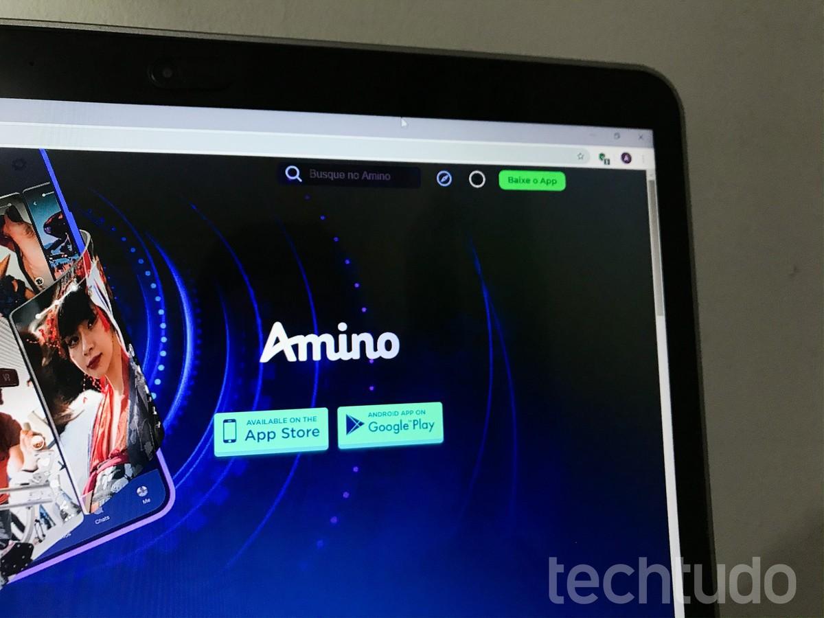 About امينو للكمبيوتر Amino