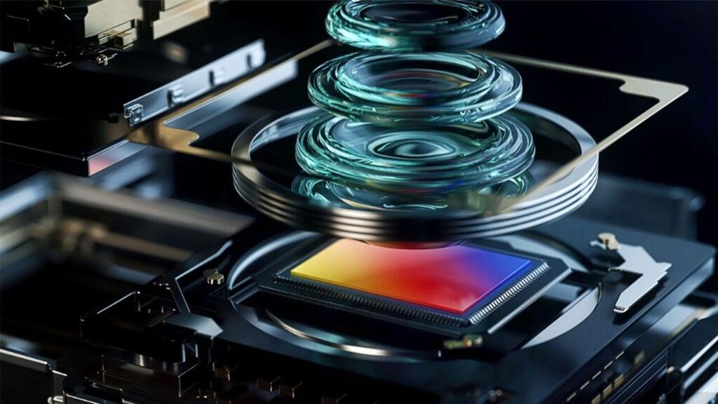تظهر براءة اختراع هواوي كاميرا الهاتف الذكي مع عدسة قابلة للفصل