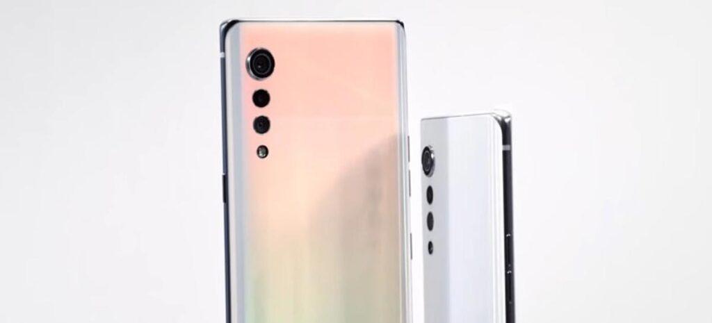 LG revela design do Velvet, celular com câmera tripla e Snapdragon 765