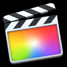 Final Cut Pro أيقونة التطبيق