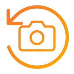 أيقونة تطبيق Photo Flashback!