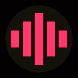 Pods - أيقونة تطبيق بودكاست وراديو