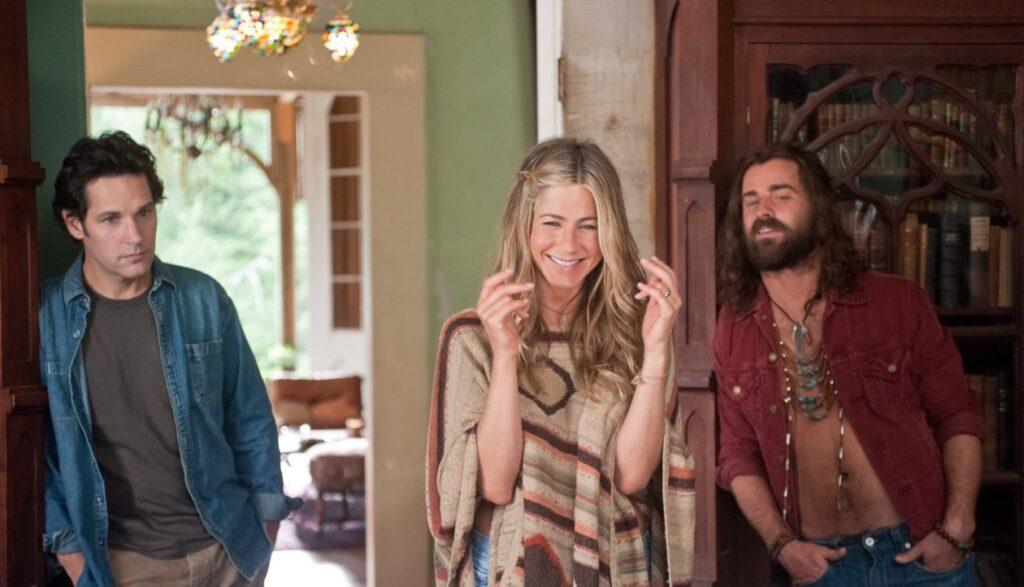 "قم بشراء ""Travel Precise (Wanderlust)"" ، مع Paul Rudd و Jennifer Aniston ، مقابل 9.90 ريال برازيلي! - MacMagazine.com"