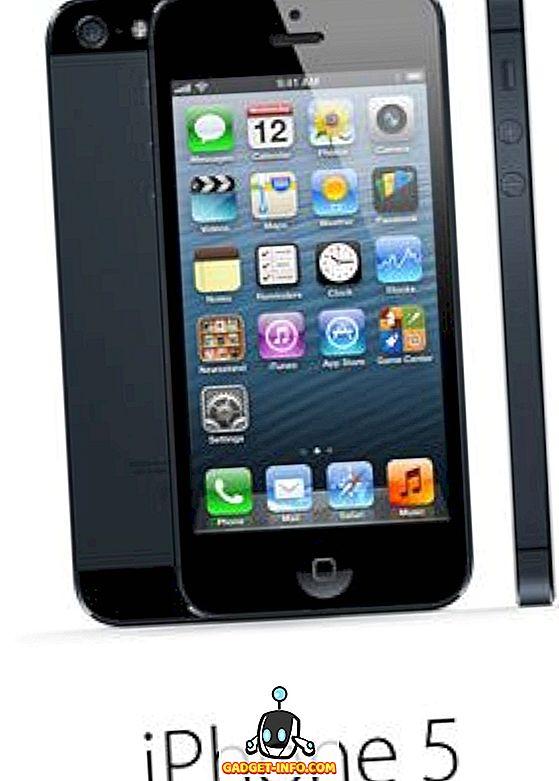 كل شيء عن iPhone 5 في المقطع الدعائي الرسمي [vídeo]