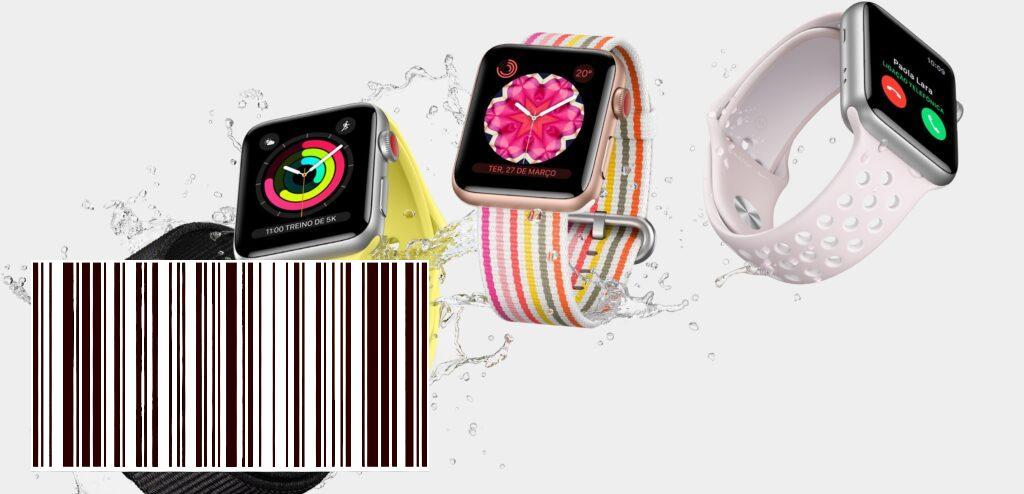 كم وكيف تستخدم Apple Watch Series 3 (GPS + Cellular) في البرازيل