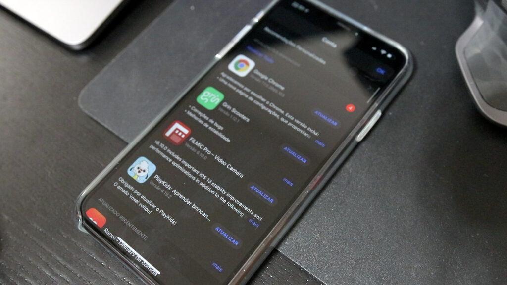 كيفية تحديث التطبيقات على نظام iOS 13؟ - MacMagazine.com
