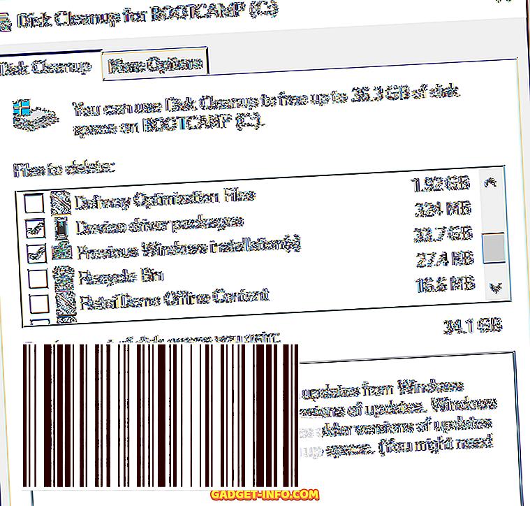 كيفية حذف المجلد Windows.old في ويندوز 7/8/10