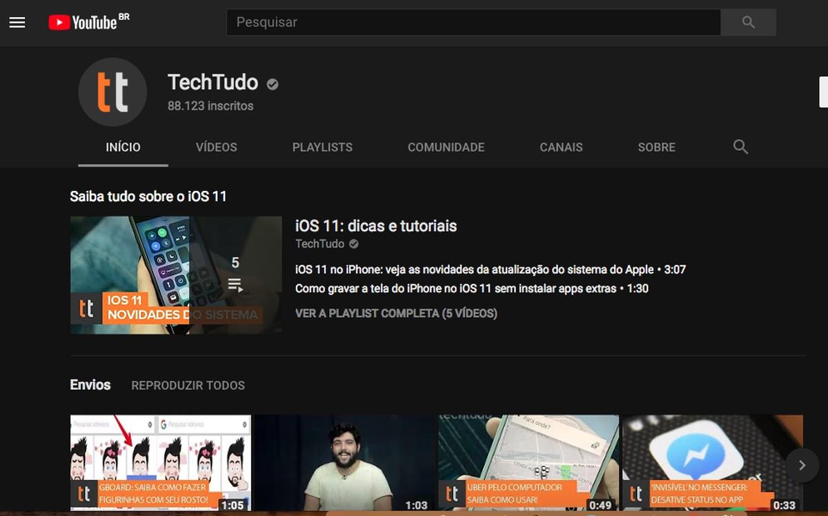 كيف تجعل YouTube أسود؟  تعرف على كيفية تنشيط المظهر الداكن على جهاز الكمبيوتر