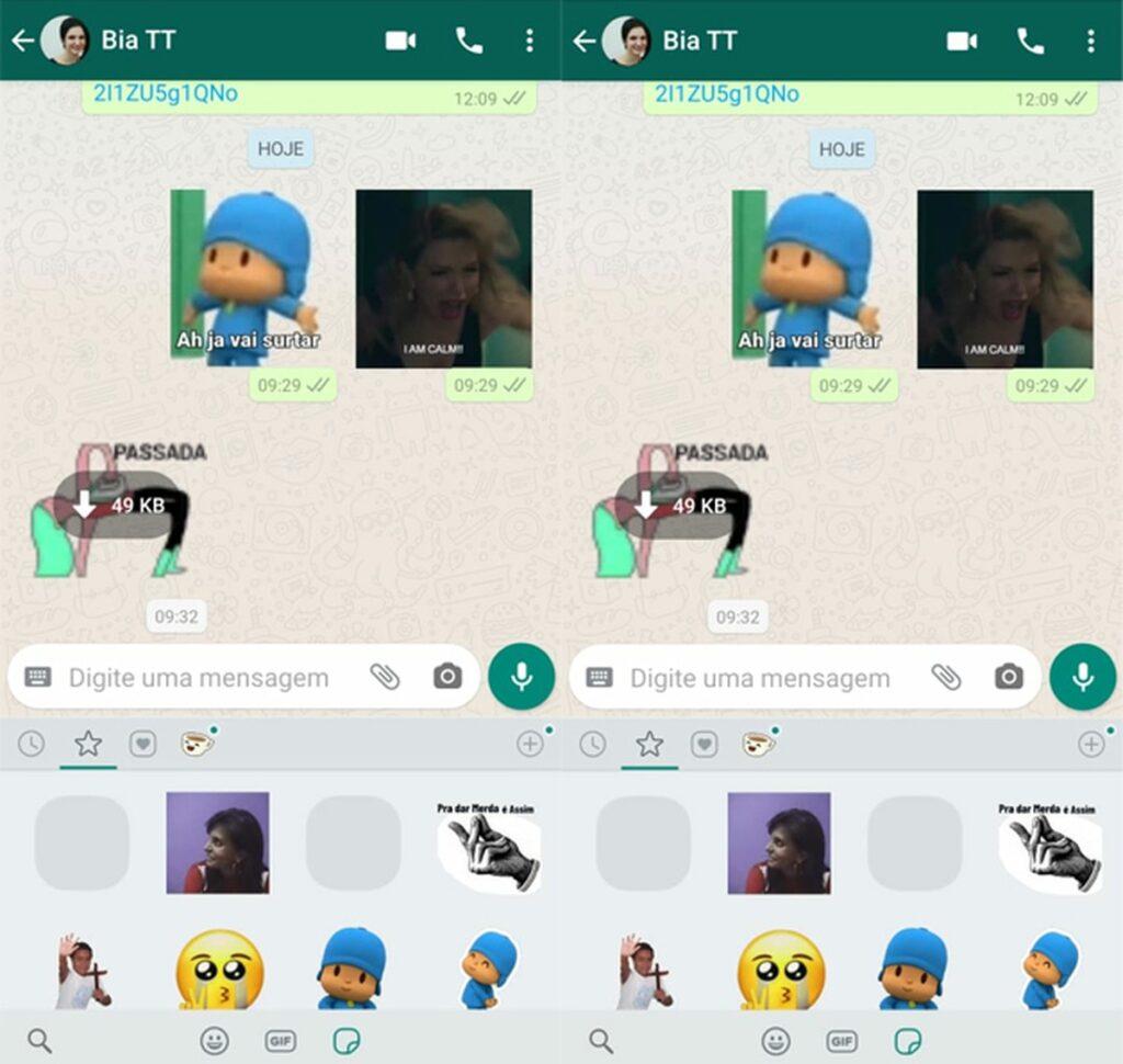 ملصقات لا تظهر على WhatsApp؟ يشكو المستخدمون من الخطأ التجريبي | وسائل التواصل الاجتماعي