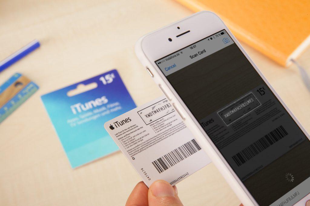 Apple ليست شركة عادية - ولا حتى في طبقات الأمان التي تضعها على بطاقات الهدايا الخاصة بها