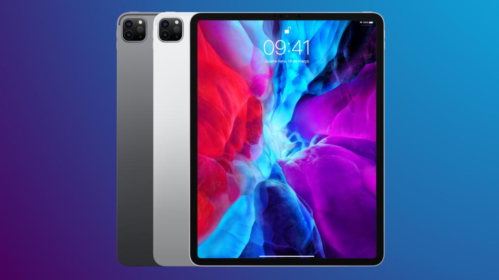 يبدأ بيع iPad Pro 2020 في البرازيل ، مع تحسينات تهدف إلى الإنتاجية
