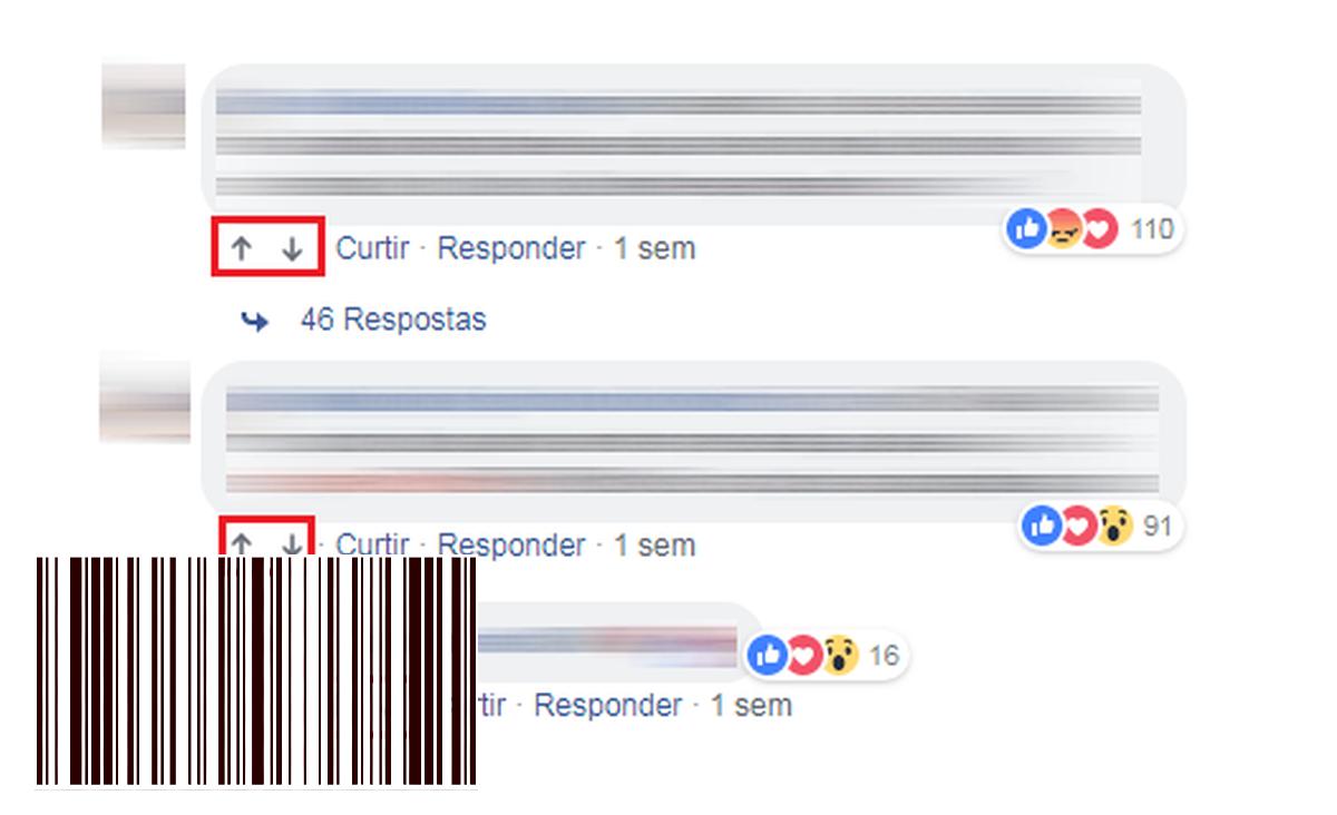 """يبدأ Facebook في اختبار أزرار """"التصويت السلبي"""" و """"التصويت الإيجابي"""" في البرازيل"""