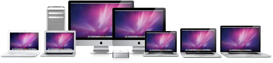 تضع شركة Gartner و IDC شركة Apple ضمن أفضل خمس شركات تصنيع للكمبيوتر
