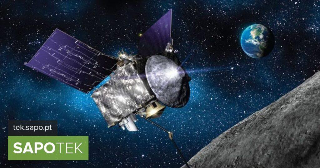"""يجد مسبار OSIRIS-Rex التابع لناسا وجود ثقب أسود """"بالصدفة"""" عند تحليل الكويكب بينو - العلوم"""