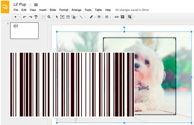 يكتسب العرض التقديمي من Google إمكانات تعديل الصور للشرائح والرسومات