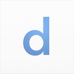 أيقونة عرض ديو التطبيق