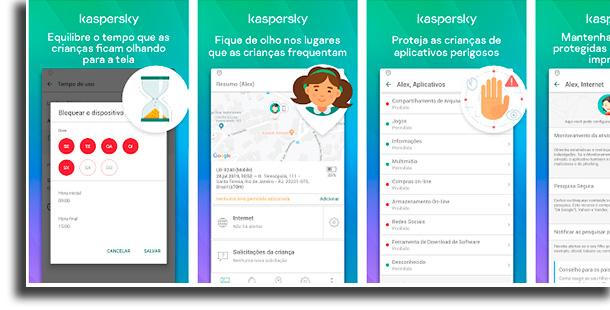 تطبيقات Kaspersky Safe Kids للوالدين لمعرفة المزيد عن أطفالهم