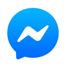 رمز تطبيق Messenger