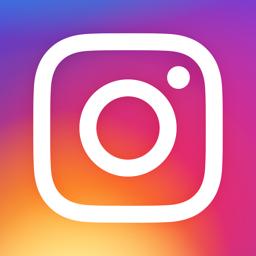 رمز تطبيق Instagram