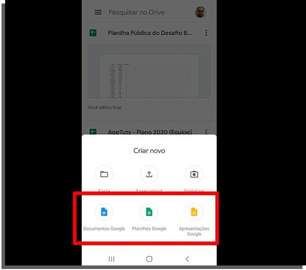 الوصول إلى مستندات Google أو جداول البيانات أو العروض التقديمية