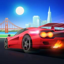 Horizon Chase - أيقونة تطبيق World Tour