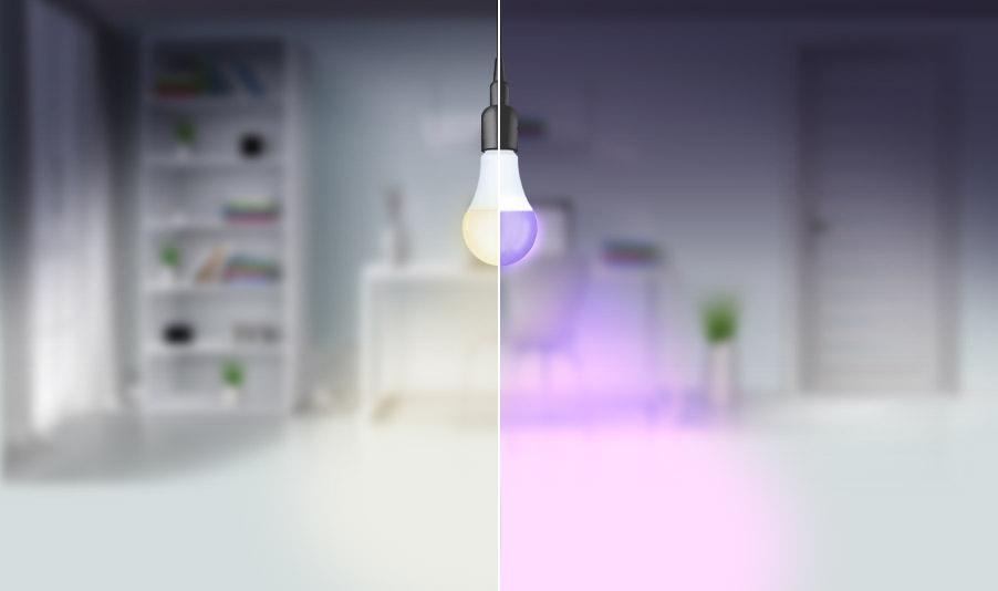 مصباح Multilaser Liv Smart
