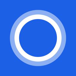 رمز تطبيق Cortana