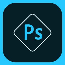 أيقونة تطبيق Photoshop Express-Photo Editor