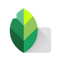 رمز تطبيق Snapseed