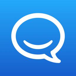 HipChat - دردشة جماعية لرمز تطبيق الفرق