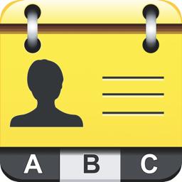 رمز تطبيق Business Card Reader Pro