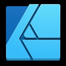 رمز تطبيق Affinity Designer