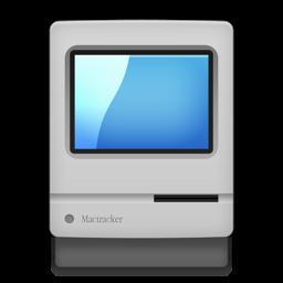 رمز تطبيق Mactracker